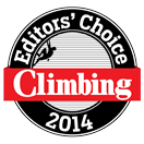 icono Editors´ Choice Climbing 2014