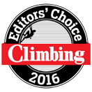 icono Editors´ Choice Climbing 2016